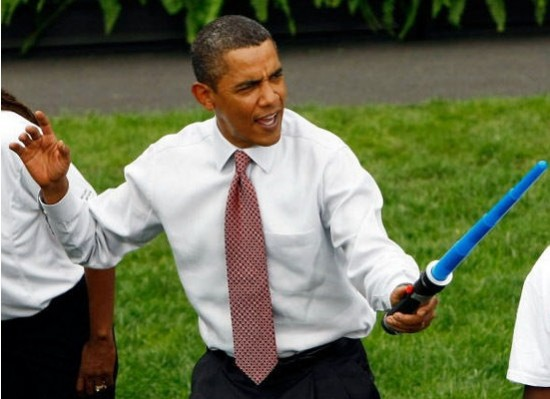 Obama_lightsabers