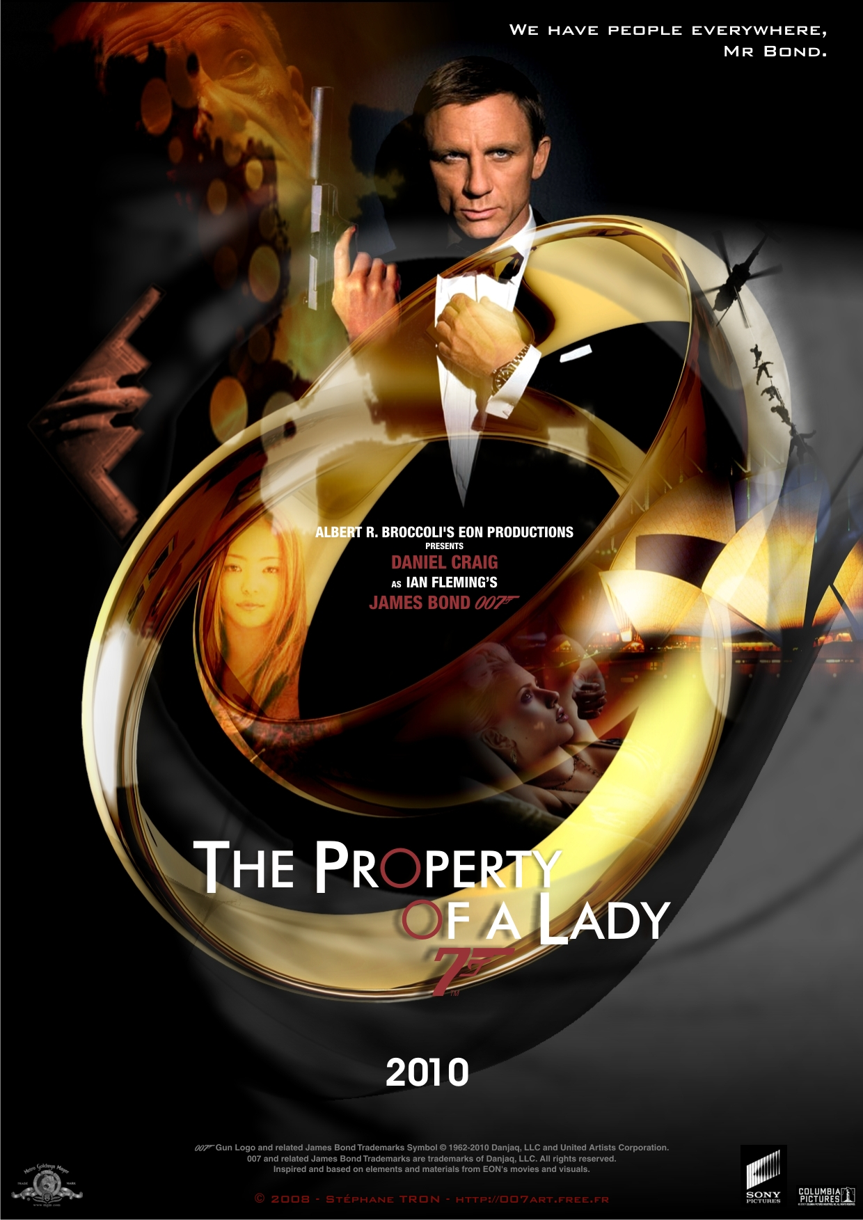 the next bond film